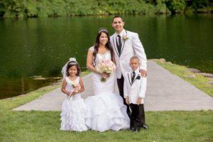 wedding Abby